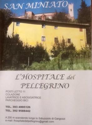 Hospitale il pellegrino Sam Miniato