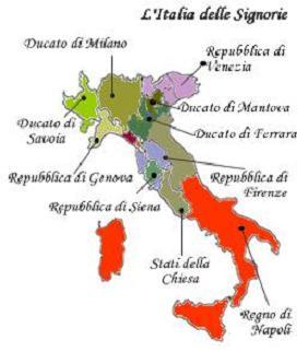 5-ITALIA DELLE SIGNORIE