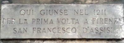 San Francesco Firene